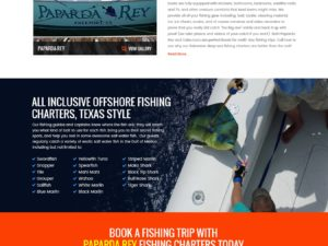Paparda Rey Fishing Charters